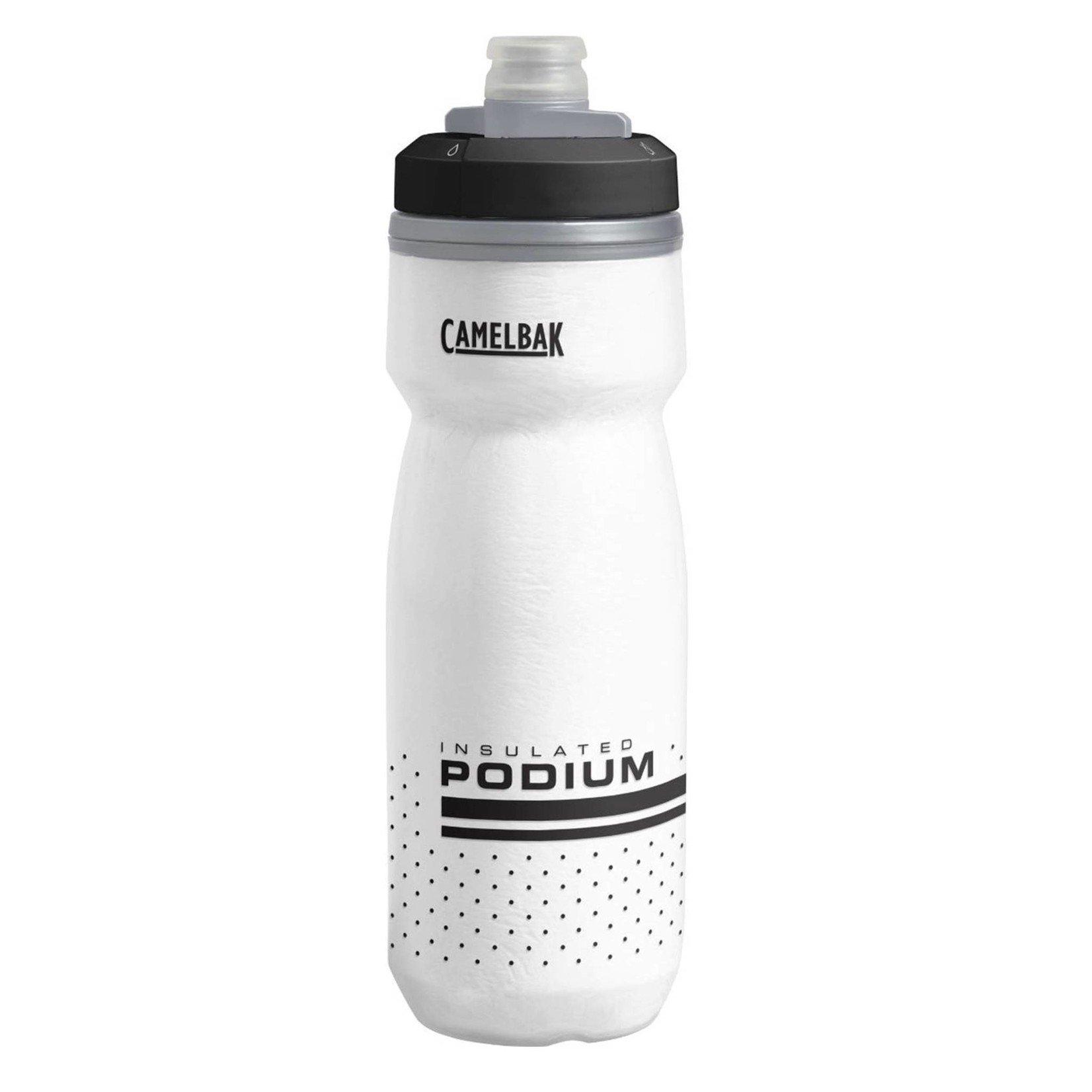 Camelbak Podium Chill Water Bottle White/Black 620ml