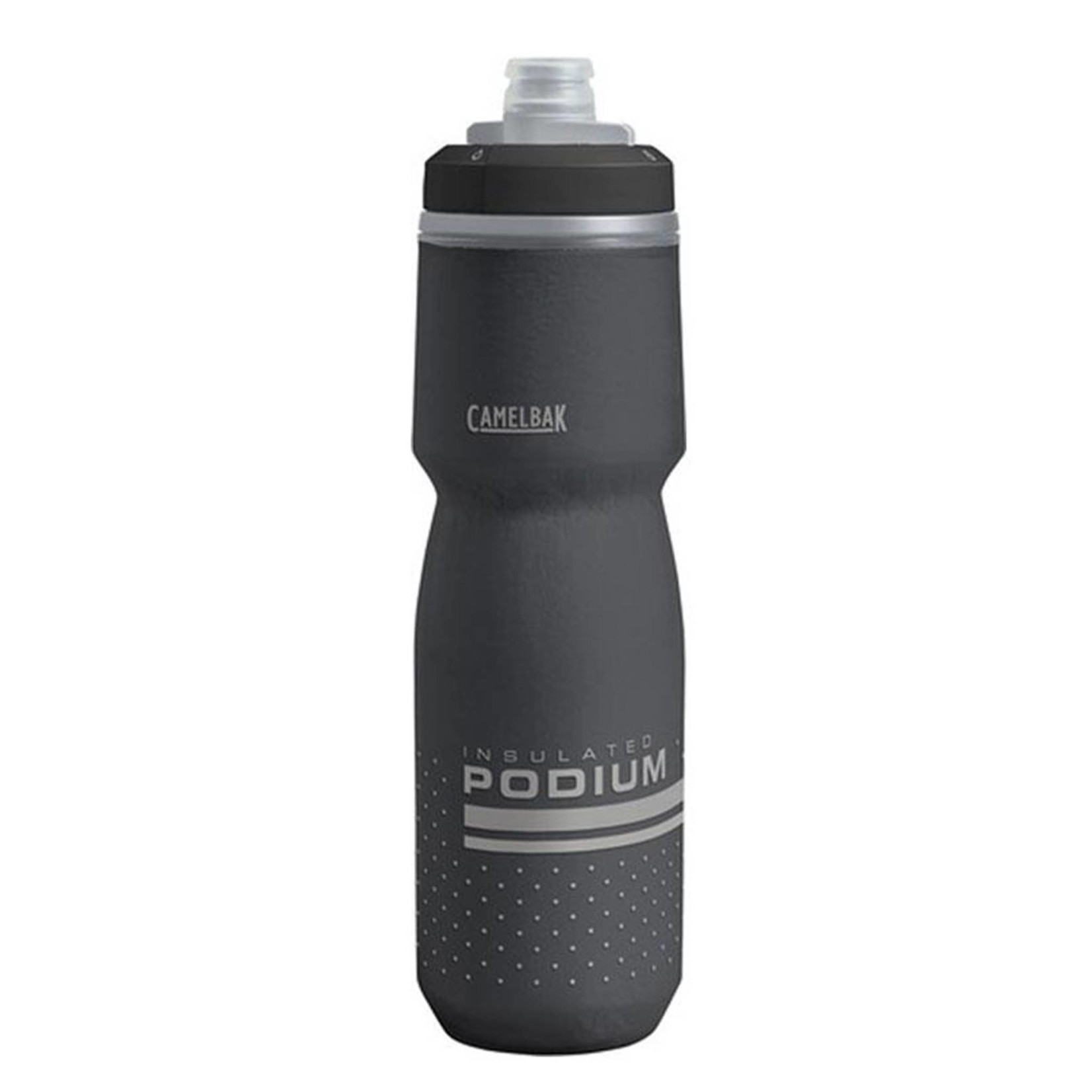 Camelbak Podium Big Chill Water Bottle Black 710ml