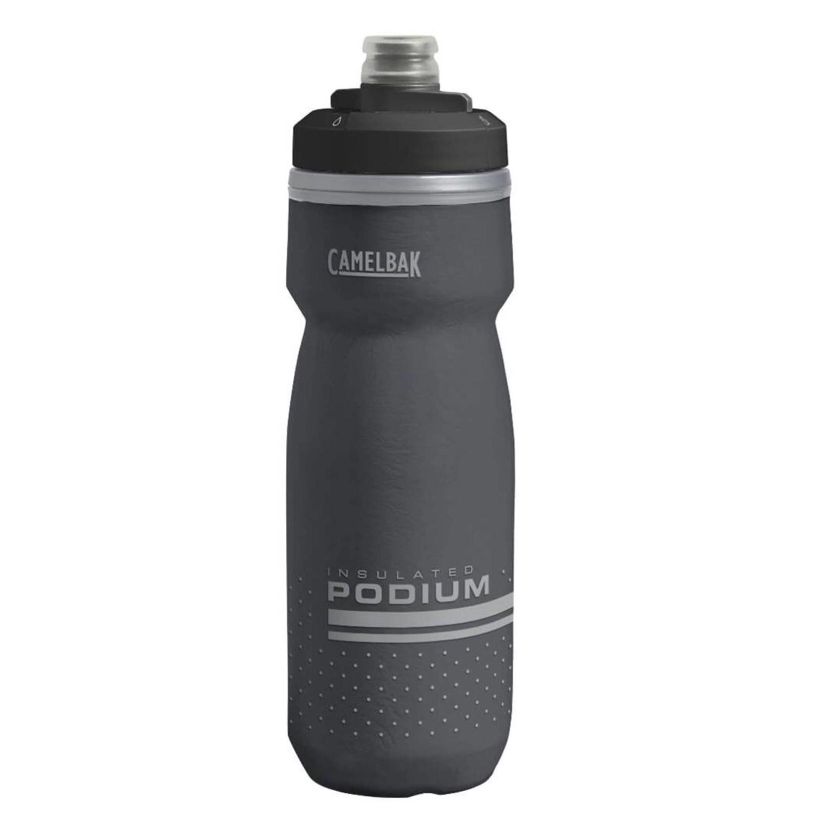 Camelbak Podium Chill Water Bottle Black 620ml