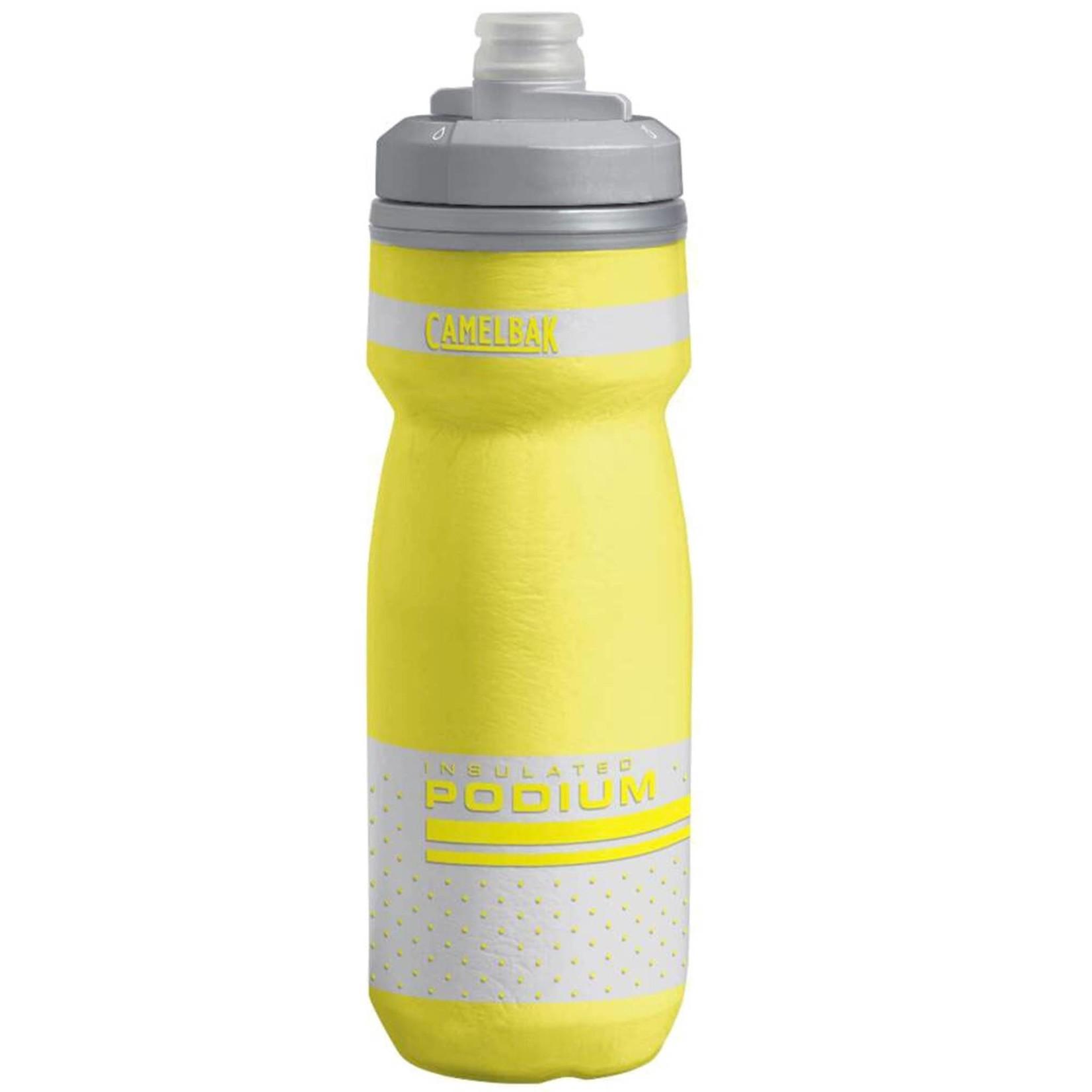 Camelbak Podium Chill Water Bottle Lime 620ml