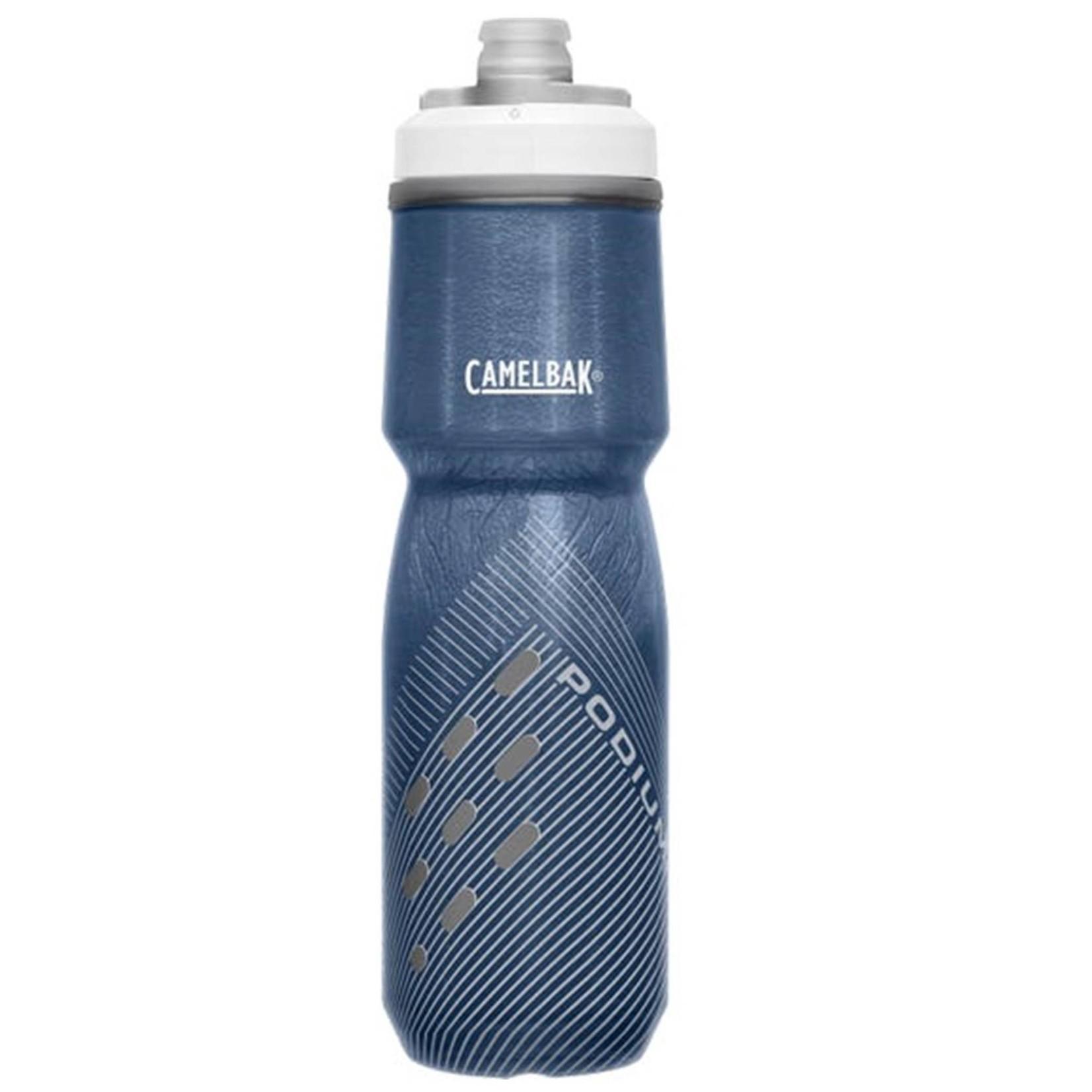 Camelbak Podium Big Chill Water Bottle Navy Perf 710ml