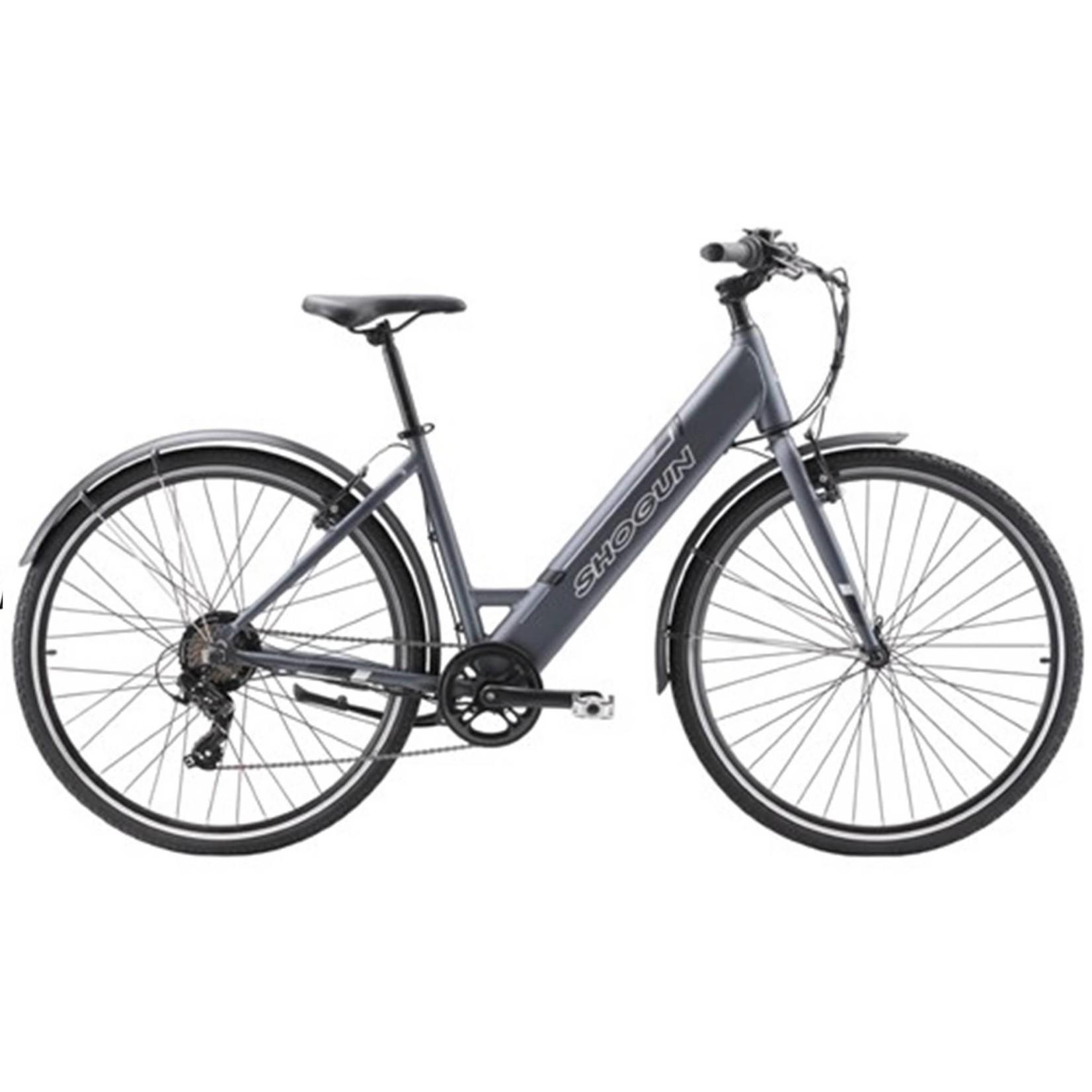 Shogun Shogun EB1 Step Through E-Bike Charcoal