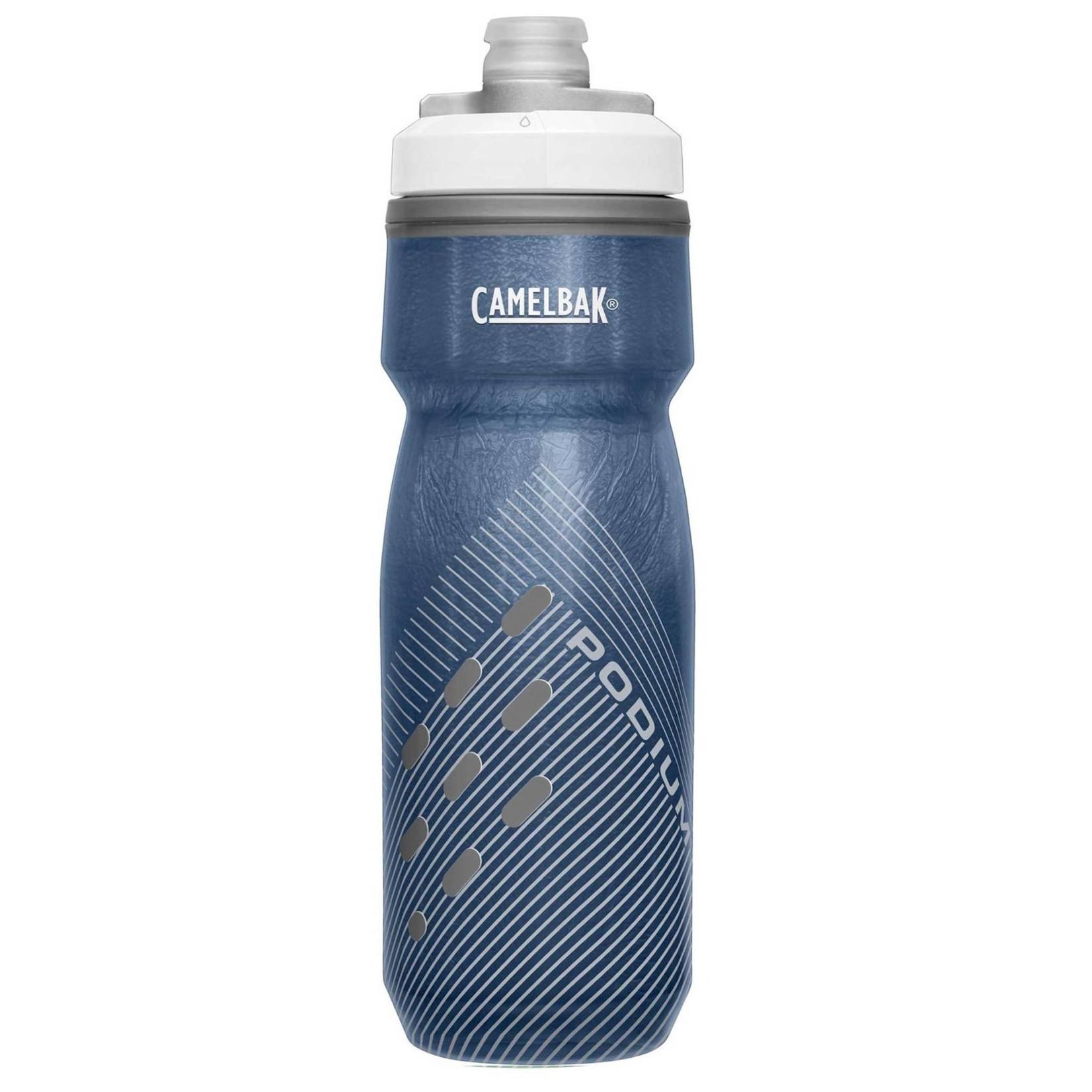Camelbak Podium Chill Water Bottle Navy Perf 620ml