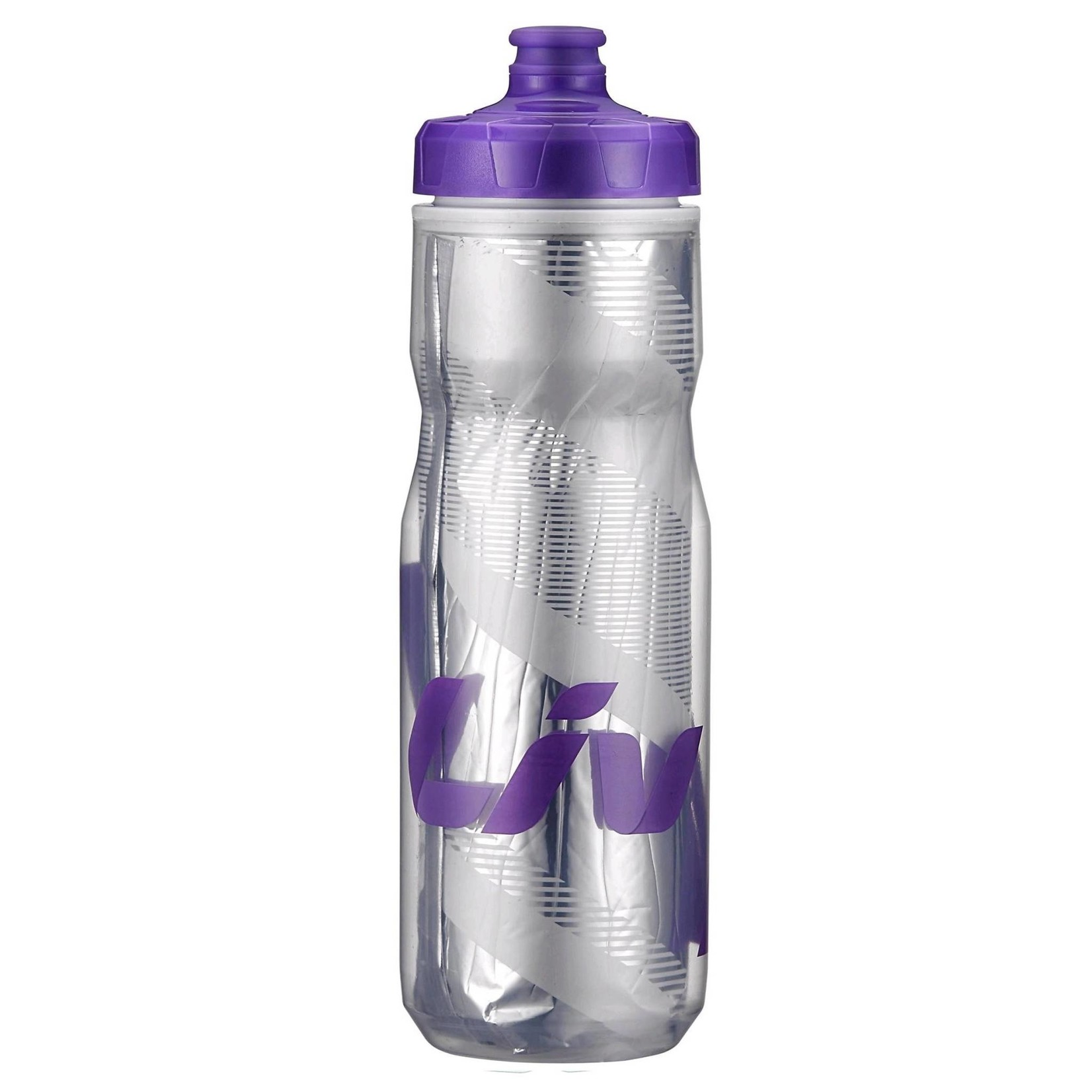GIANT Liv Pourfast A/Spring Water Bottle Ev/Cool Purple 600ml