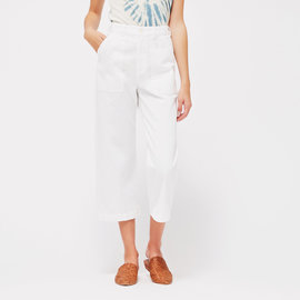Lacausa Stella Trouser in White