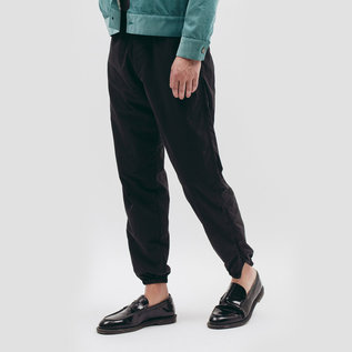 Maiden Noir Brushed Tech Trouser