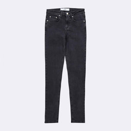 Won Hundred Patti Skinny Jean in Charcoal