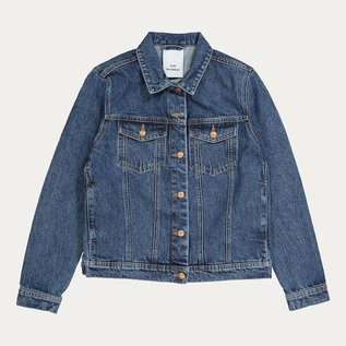 Won Hundred Seventeen Denim Jacket in Stone Blue