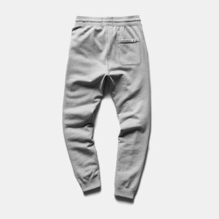 Reigning Champ Midweight Slim Sweatpant in Heather Grey