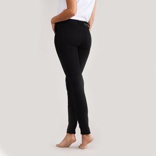 Won Hundred Patti Skinny Jean in Black
