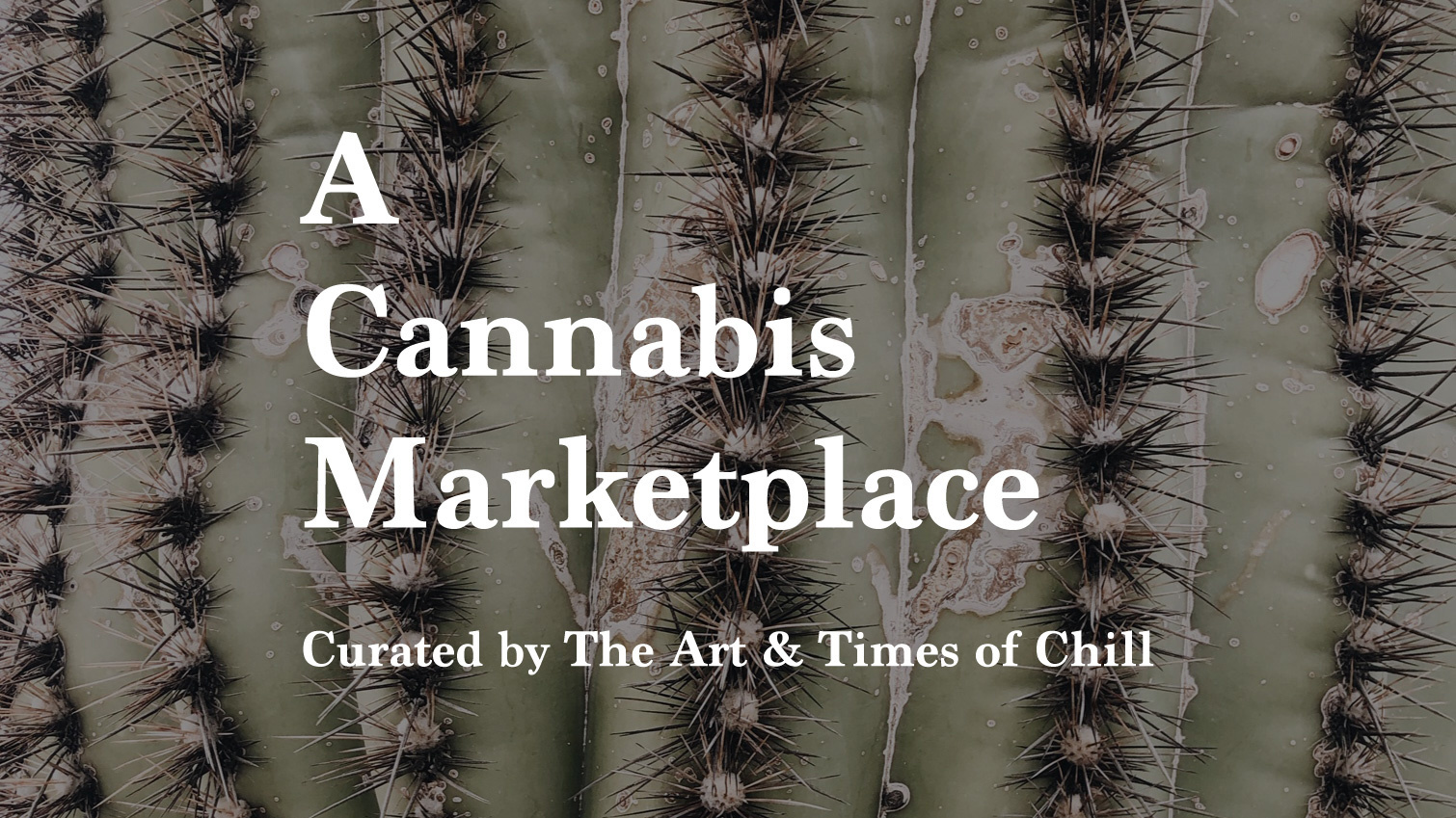 A Cannabis Marketplace