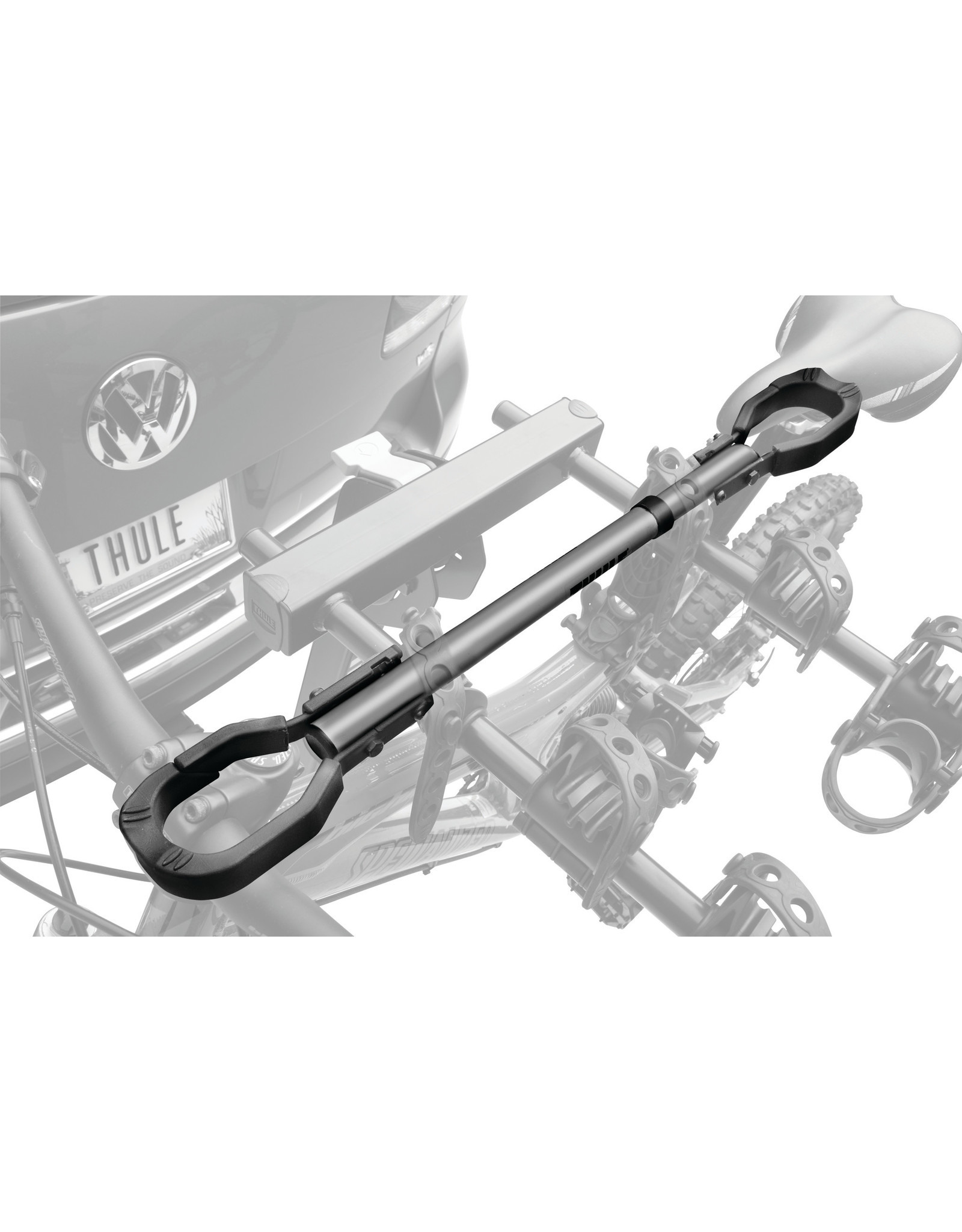 THULE Frame Adapter Silver/Black