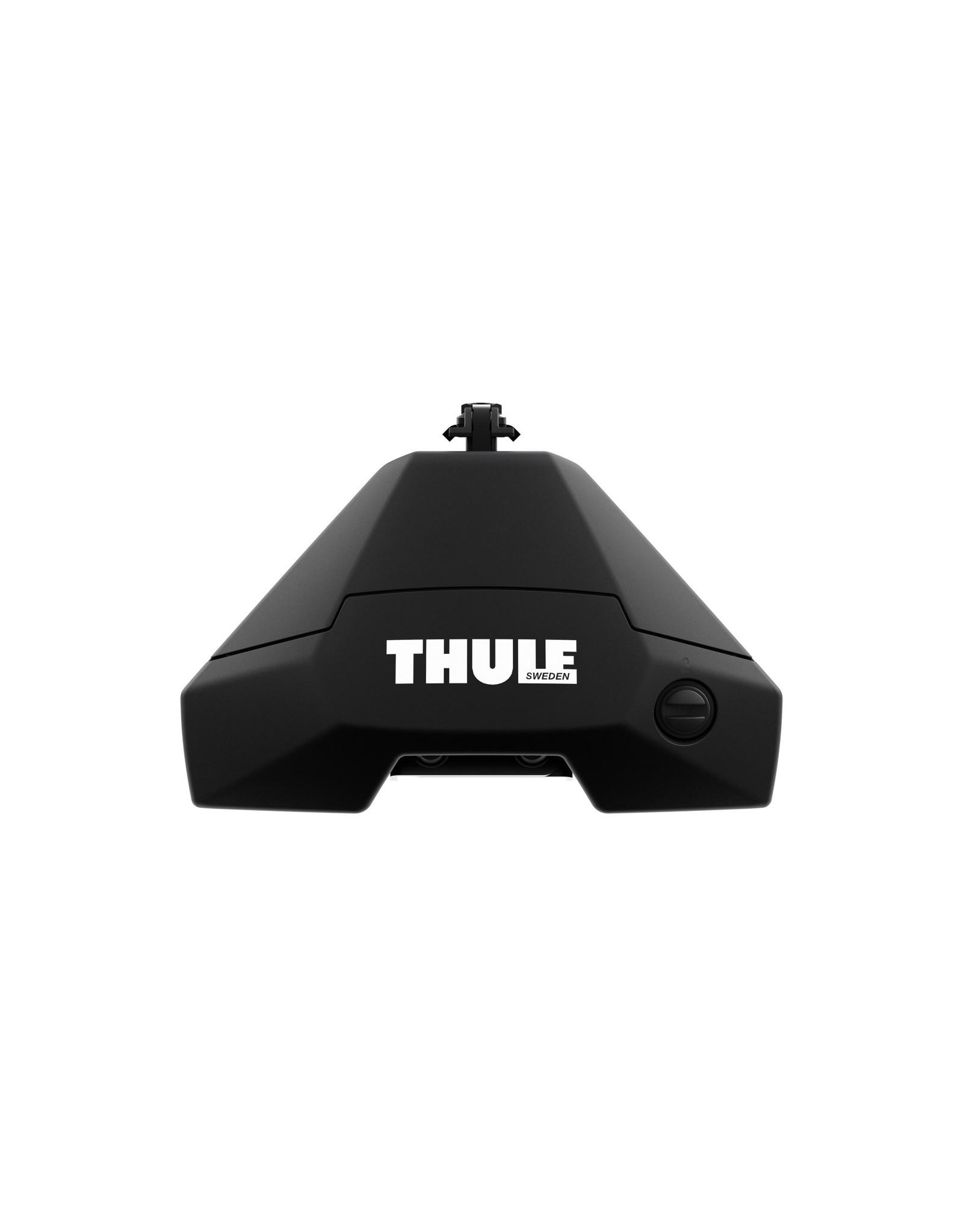 THULE Evo Clamp Black (4 pack)