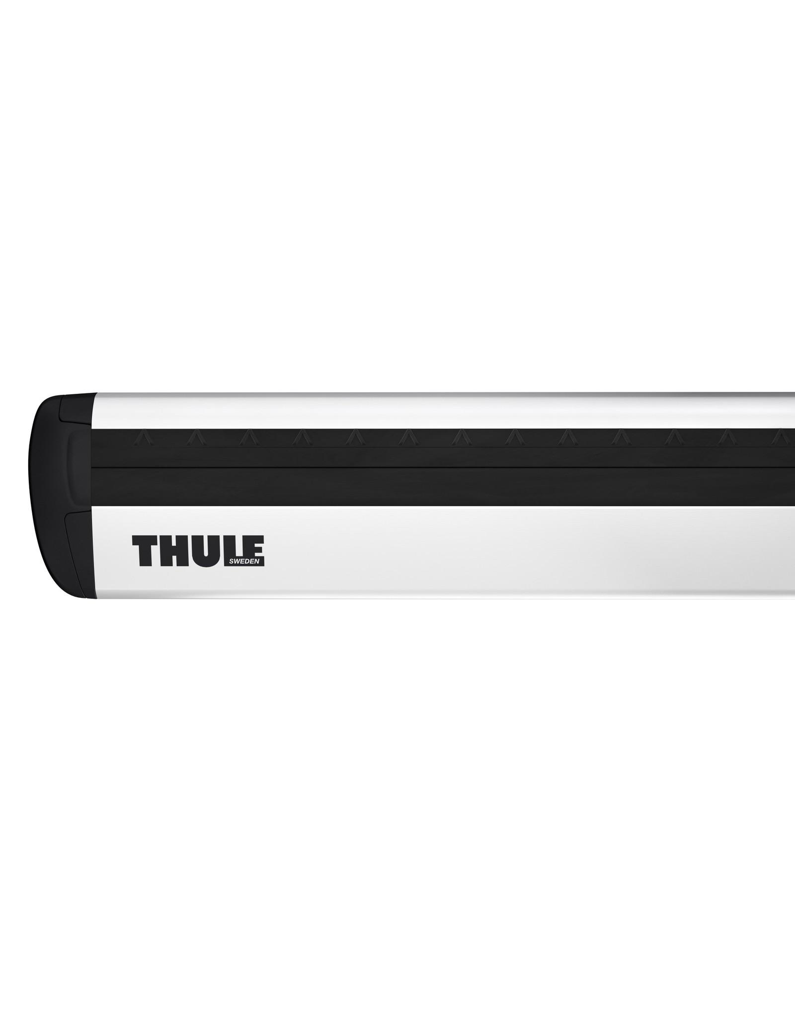 "THULE Wingbar Evo 118 (47"") Silver"