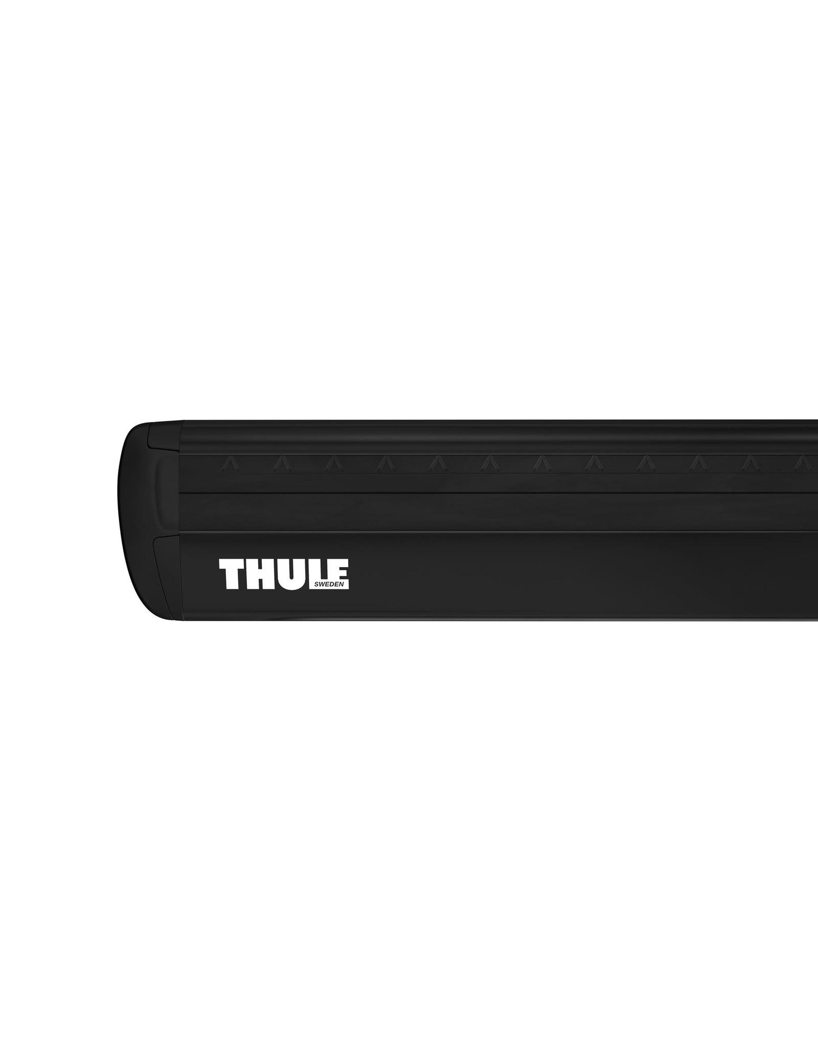 "THULE WingBar Evo 127 (50"") Black"