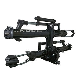 "Kuat NV 2.0 - 2"" 2-Bike Rack - Black Metallic and Gray Anodize"
