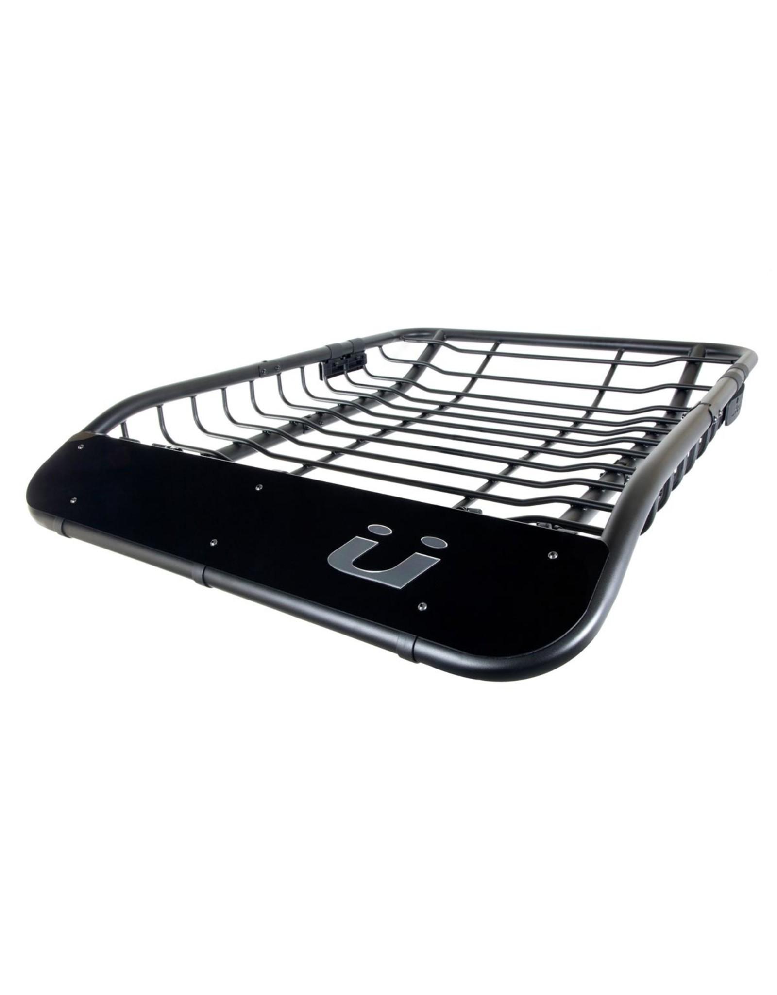 Kuat Vagabond X - Roof Basket - Black