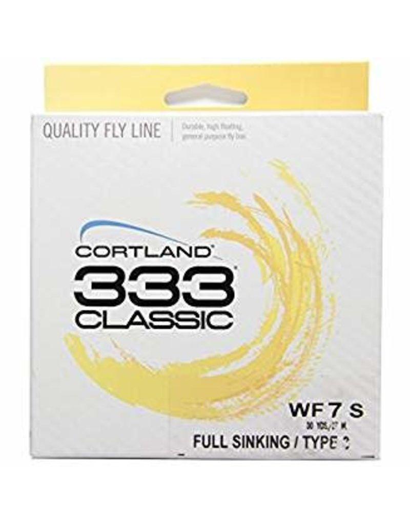 Cortland 333 Classic Full Sinking - 5wt