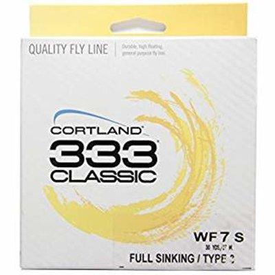 Cortland 333 Classic Full Sinking - 7wt