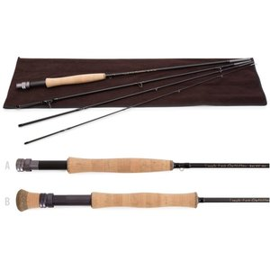 "Temple Fork Outfitters TFO Professional Series 2 7wt 9'6"" 4 piece"