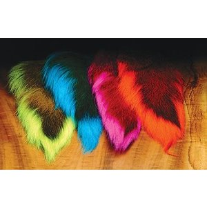 HARELINE LARGE NORTHERN BUCKTAIL CHARTREUSE #54