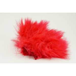 WOOLY BUGGER MARABOU #310 RED