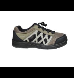 Chota HYBRID FELT SOLE WADING SHOE - GREEN/TAN - SZ13