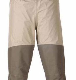Chota SOUTH FORK STOCK FOOT WADERS-SAND-GREEN-SMALL