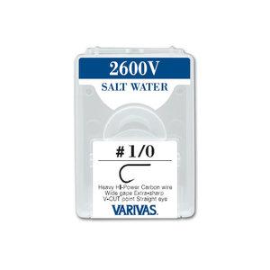 VARIVAS 2600V SALTWATER HOOKS #4/0