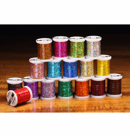 veevus SMALL VEEVUS HOLOGRAPHIC TINSEL #18 PINK