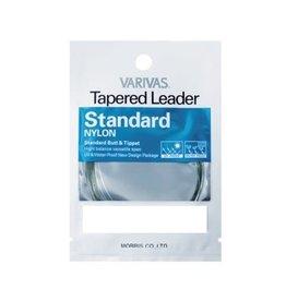 VARIVAS STANDARD TAPERED LEADER-5X-7.5FT