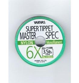 VARIVAS SUPER TIPPET NYLON 5X