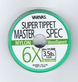 VARIVAS SUPPER TIPPET NYLON 6X