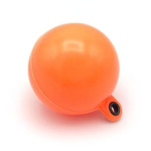 Thingamabobber 1476 Strike Indicator Orange 3Pk 3/4