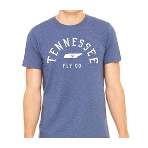 TN FLY CO TENNESSEE TEE SHIRT-LARGE