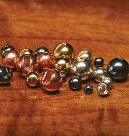 Tungsten Slotted Copper Beads 3.2mm