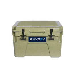 KYSEK 25L HARD COOLER RANGER GREEN