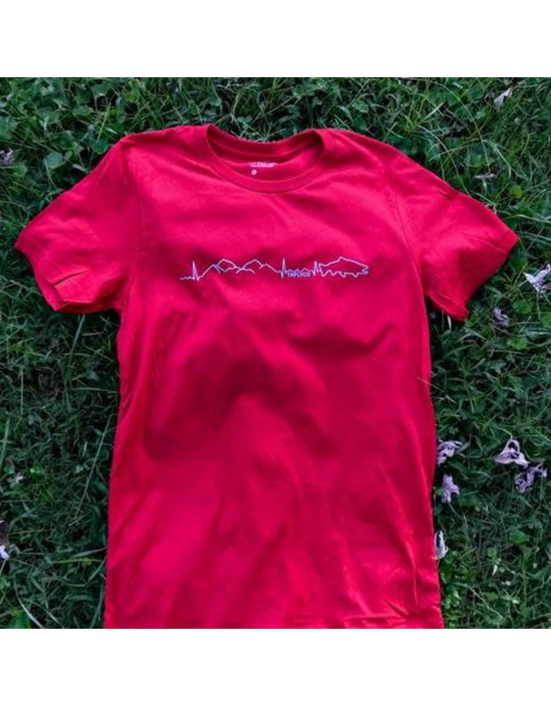 TNFLYCO Heart of the Mountain T-Shirt