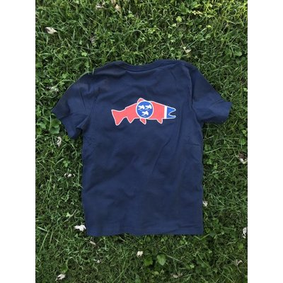 TN FLY CO TN Trout T-Shirt