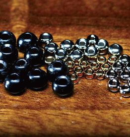 Hareline Dubbin Countersunk Tungsten Beads