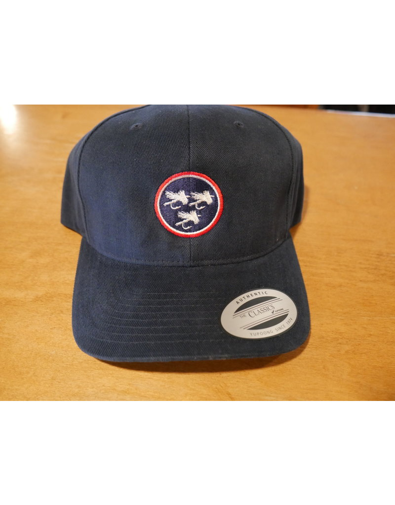 TN FLY CO TNFLYCO Tri Fly Dad Hat