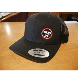 TNFLYCO Tri-Fly Rambler Trucker-Black