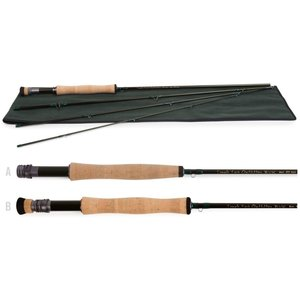 "Temple Fork Outfitters BVK 9'6"" 6wt 4 piece"
