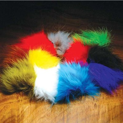 Hareline Dubbin Arctic Fox Hair