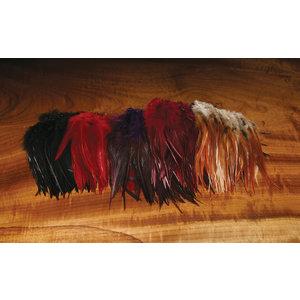 Hareline Dubbin Woolly Bugger Saddle Hackle 6-7