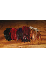 Hareline Dubbin Woolly Bugger Saddle Hackle 6-7
