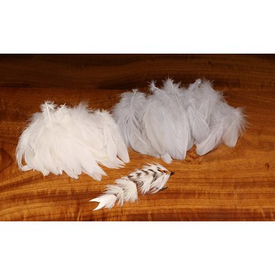 Hareline Dubbin Feather Mini Game Changer Schlappen