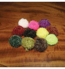 Hareline Dubbin Medium Krystal Flash Chenille