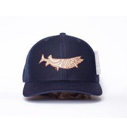 TN FLY CO Fish of a Thousand Casts Hat