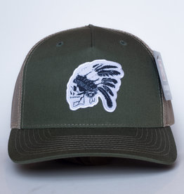 TN FLY CO Dead Warrior Hat